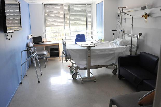 L'hôpital Sud de Marseille